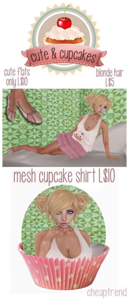 Cute&cupcakes